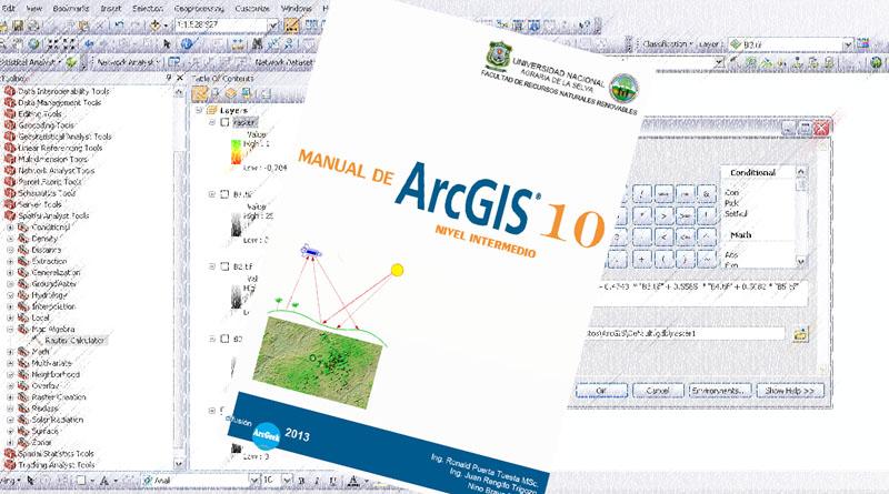 Manual ArcGIS 10 Intermedio