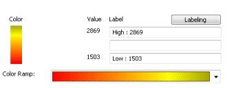 Crear una paleta de color personalizada en ArcGIS
