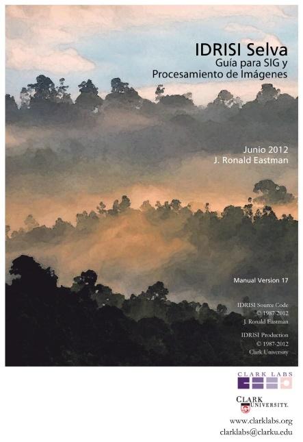 Manual en español de Idrisi Selva PDF