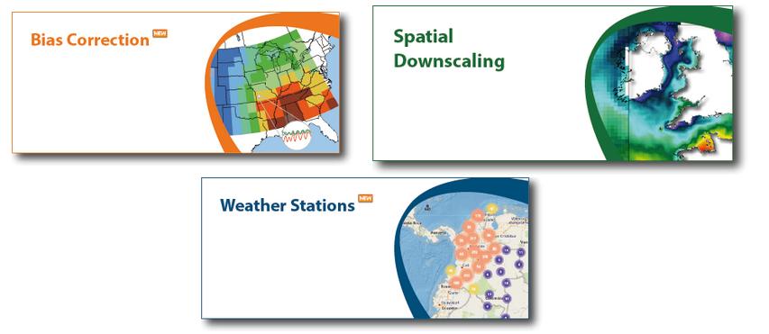 Data CCAFS Climate