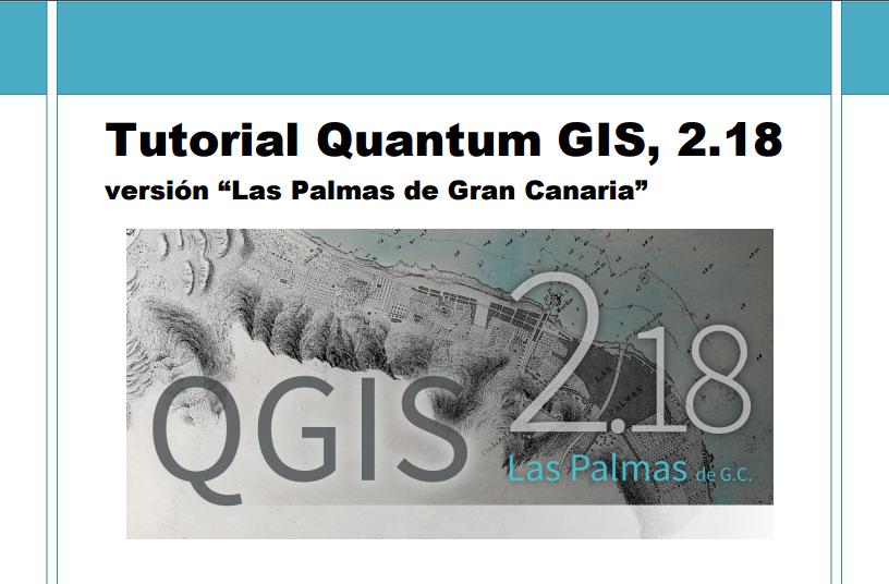 Tutorial básico en español de QGIS 2 18   El blog de franz