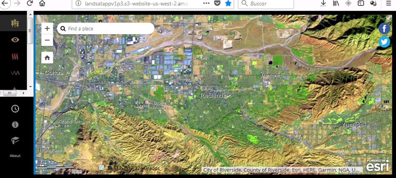 Monitoreo ambiental online utilizando un Geoportal