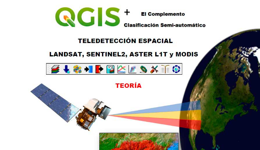 Libro PDF: Teledetección Espacial