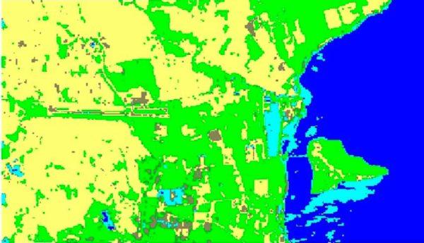 Crear automáticamente un mapa de uso del suelo en QGIS